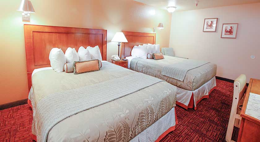 Two Queen - Welcome to Heritage Inn La Mesa CA lodging